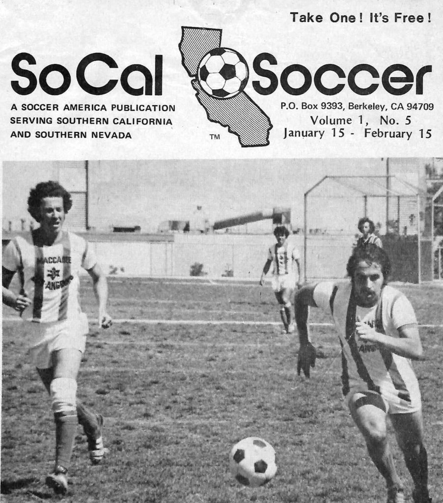 Revista SoCal Soccer