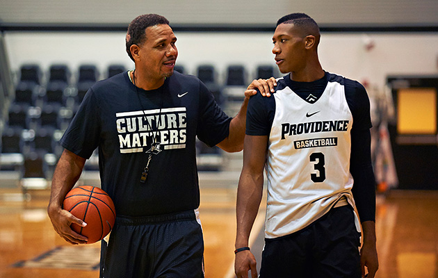 Kris Dunn Ed Cooley