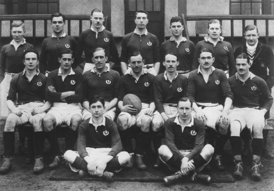 1922-Eric-Liddells-first-appearance-as-a-Rugby-International-for-Scotland.-Photo-taken-at-Inverleith.-_-Scottish-Rugby-Union-Archives