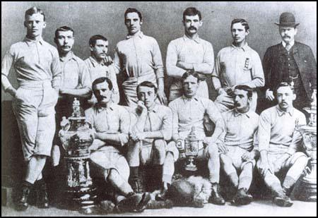 Blackburn Rovers 1883-84
