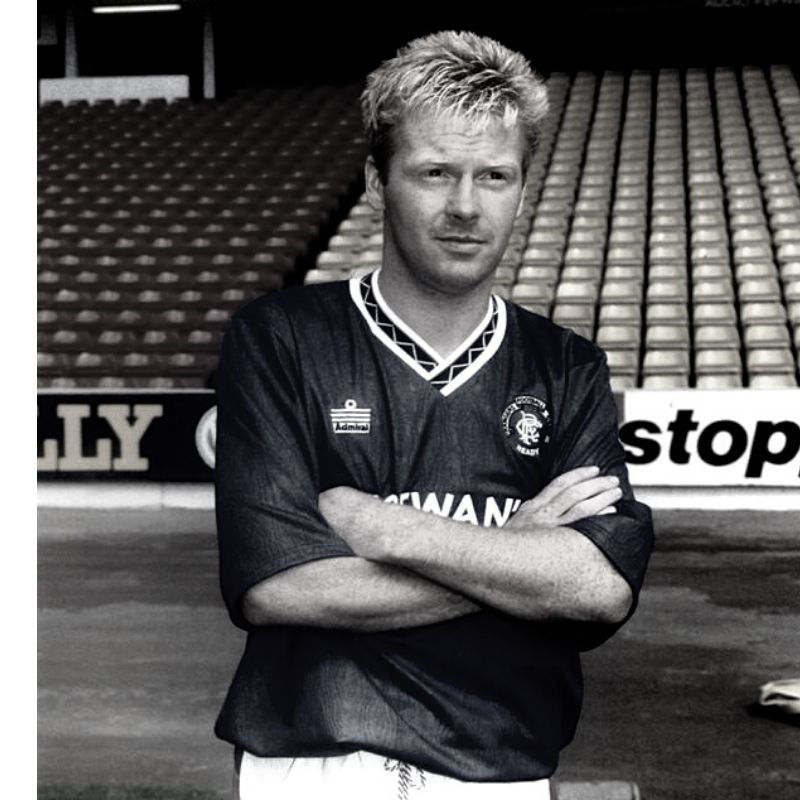 Mo Johnston